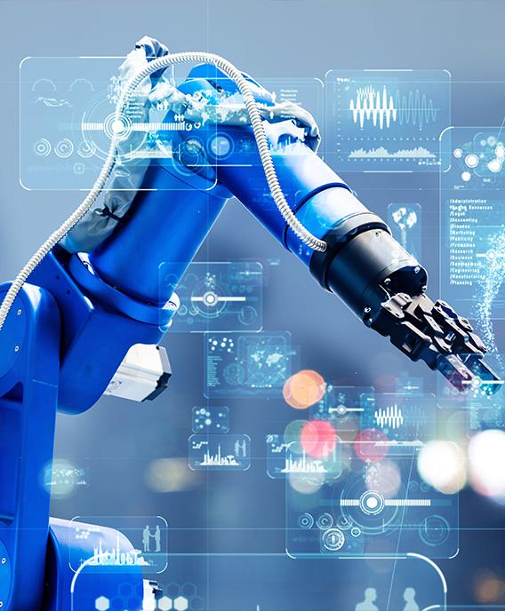 industrie 4-0 et les robots